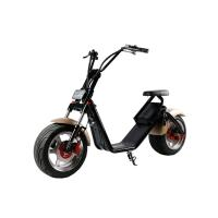 1200 W Removable Battery Two Wheeled Electric Scooters Motorized 50km / H Max Speed