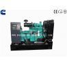 250KVA Cummins Fuel Tank Generator With AC Alternator , Electronic Governor for sale