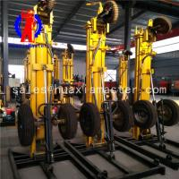 Wholesale KQZ-180D Pneumatic well drilling machine Fast speed well drilling rig Small household pneumatic well drilling rig from china suppliers
