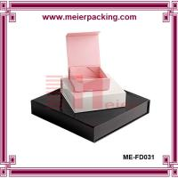 Wholesale Handmade paper box/Custom size cosmetic folding box with glossy lamination ME-FD031 from china suppliers