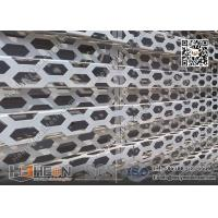 Wholesale Aluminium Perforated Metal Facades for  interior and exterior aesthetics building wall from china suppliers