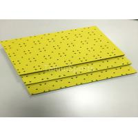 Wholesale Children Safety Playground HIC Rubber Shock Pad No Absorbing Water Yellow from china suppliers