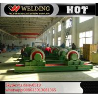Wholesale Fit Up And Assembly Pipe Welding Rotator , Manual Adjustable Welding Turning Roller HGK40 from china suppliers