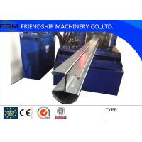 Buy cheap Garage Door Frame Automatic Roof Panel Roll Forming Machine from wholesalers