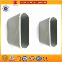 Wholesale Industrial Aluminum Heatsink Extrusion Profiles 1.0 / 1.2 Thickness from china suppliers