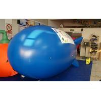 Wholesale 4m Long 0.18mm PVC Inflatable Advertising Products Helium Balloons from china suppliers