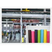 Wholesale Automatic Non Woven Fabric Production Line from china suppliers