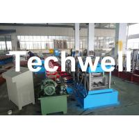 Wholesale C Purlin Forming Machine / Cold Roll Forming Machine with Gearbox Drive for Steel C Purlin from china suppliers