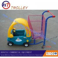 Wholesale Plastic / Steel Supermarket Children Shopping Cart ,  Baby ShoppingTrolleys from china suppliers
