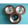 Small Diameter Bowl Shape Diamond Grinding Wheel , 100*20*20*10*5 Resin Bond for sale