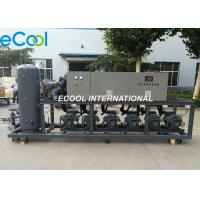 China Bitzer Compressor Refrigeration Unit  180HP  Model  EPBH6-30 for Refrigerated Warehouse System on sale