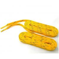 Wholesale 1.0CM Wide Flat Shoe Laces , Sneaker Shoe Laces With Polyester Material from china suppliers