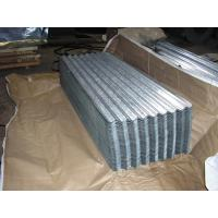 Wholesale SGCH , SGCC, G550, JIS G3302 steel spangle Galvanized Corrugated Roofing Sheet / Sheets from china suppliers