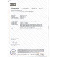 ZHEJIANG SINGI ELECTRICAL LLC Certifications