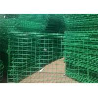 Wholesale Ornamental Double Loop Steel Wire Fencing / Decorative Wire Mesh Security Fencing from china suppliers