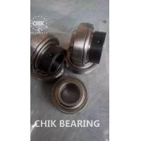 Wholesale K Type Seal Wide Inner Race High Speed Pillow Block Bearings , 12 - 300 mm Bore Size from china suppliers