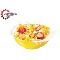 Wholesale Cereal Corn Flakes Puffed Corn Snack Making Machine Breakfast Cereals Production from china suppliers