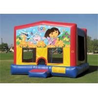 Wholesale Professional Dora Inflatable Bouncer Princess Bounce House For Party from china suppliers