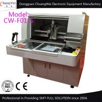 Wholesale 320*320mm FR1 / FR4 / MCPCB Router Machine With Dual Table from china suppliers