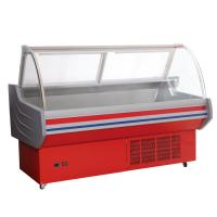 Buy cheap 2°C - 8°C Deli Display Refrigerator Top Open With Back Drawers Storage from wholesalers