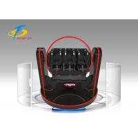 Wholesale 360 Degree Rotation 9D VR Simulator / Virtual Reality Equipment from china suppliers