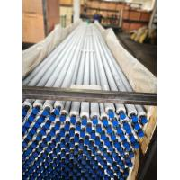 China A192 A179 A210 Carbon steel Seamless Boiler / Air Cooler / Heat Exchanger Extruded Fin Tube Solid Type on sale