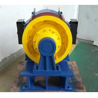 Buy cheap 1250kg,1m/s Permanent Magnet Synchronous Geared planet traction machines from wholesalers