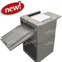 Wholesale 40 Sheets / Min Electric Paper Creasing Machine Crease-335 with CE Certificated from china suppliers