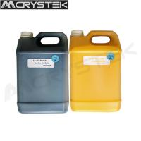 Wholesale Crystaljet sk4 solvent ink for Seiko 510 printhead // Crystaljet printing ink 1L or 5L package from china suppliers