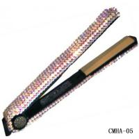 Wholesale Clear AB Swarovski Crystal Hair Straightener-Hair Salon Equipment from china suppliers