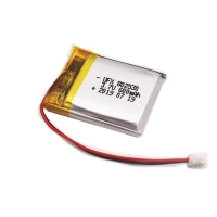 Wholesale PL802530 2.22Wh 600mAh 3.7 V Lithium Ion Polymer Battery from china suppliers