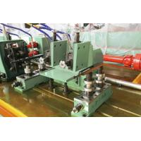 Wholesale 24 Head Tube Mill Line , Stainless Steel Square Pipe Polishing Machine from china suppliers