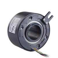 Wholesale Inner Diameter 38.1mm Through Bore Slip Rings , Up To 500 Rpm Continuous , For Rotary Index Tables from china suppliers