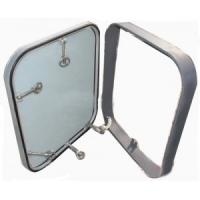 Wholesale Marine Vessel Boat Hatch Window Opened Type Aluminum Boat Windows from china suppliers