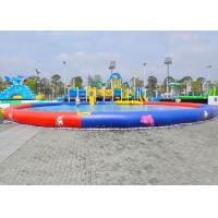 Wholesale Commercial Above Ground Inflatable Swimming Pools With Diameter 30m from china suppliers
