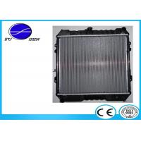 China HILUX 84-90 Auto Aluminum Radiator With Transmission Cooler 16400-35370 on sale