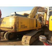Wholesale Komatsu PC200-6 Excavator Used For Sale from china suppliers