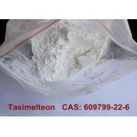 Wholesale USA FDA Approved Sleep Promoting Drug Tasimelteon Raw Powder CAS 609799-22-6 from china suppliers