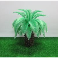 Buy cheap plastic coconut trees,model trees,miniature artificial tree,fake miniature palm from wholesalers