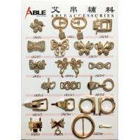 Buy cheap Shoe buckle shoes decorations zinc alloy sandal buckle and bags from wholesalers