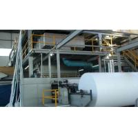 Wholesale Double S , Single S , SMS , Smms PP Non Woven Fabric Machinery Low pollution from china suppliers