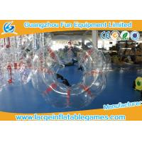 Wholesale Heat Sealed Transparent Pvc Inflatable Bubble Ball 2 Years Warranty from china suppliers
