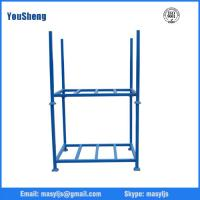 China Heavy Duty Industrial Multi-level Type Warehouse Cargo Stacking Pallet Rack on sale