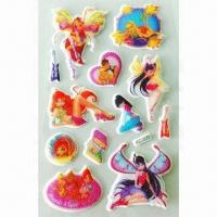 Wholesale EVA Foam Stickers, OEM Orders are Welcome, Used for Album and Notebook from china suppliers