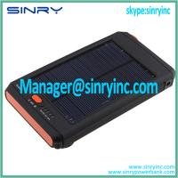 China Power Bank Battery Solar Charger for Laptop PBL01 on sale