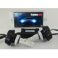 Wholesale  G7 Conversion Kit 12V LED Headlight HB4 White LED Headlight Bulbs 9006 from china suppliers