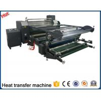 Wholesale New type Large format 2017 manufacturer design rotary sublimation printing heat transfer machine for fabric factory26D from china suppliers