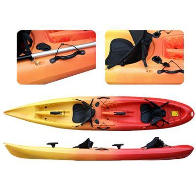 Double seat fishing kayak of item 100954516 for Double fishing kayak