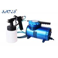 Wholesale Portable Mini Air compressor with Low Pressure Spray Gun Forfurniture Painting Works Art from china suppliers