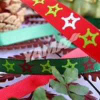 Wholesale Christmas Ribbon Decoration, Perfect for Holiday Garment Accessories from china suppliers